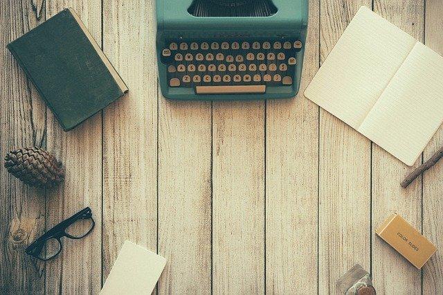 psací stroj