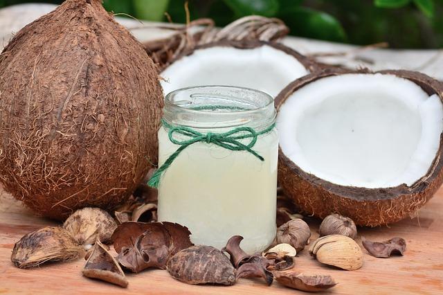 kokosová mast